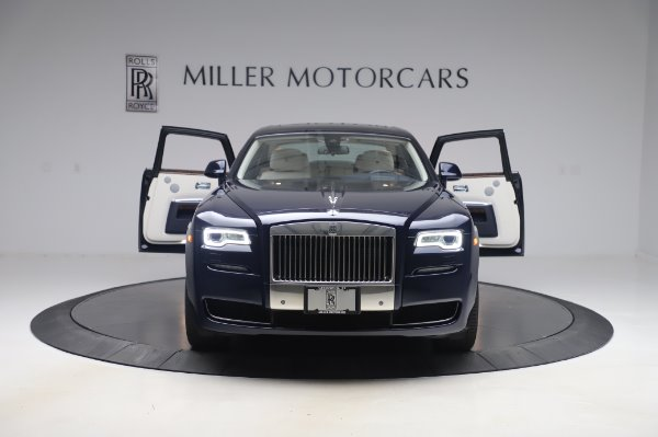 Used 2016 Rolls-Royce Ghost for sale $173,900 at Bentley Greenwich in Greenwich CT 06830 11