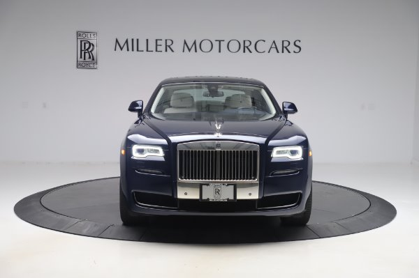 Used 2016 Rolls-Royce Ghost for sale $173,900 at Bentley Greenwich in Greenwich CT 06830 2