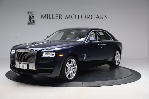 Used 2016 Rolls-Royce Ghost for sale $173,900 at Bentley Greenwich in Greenwich CT 06830 3