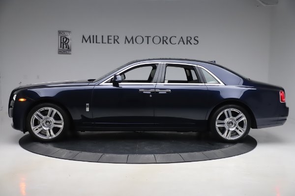 Used 2016 Rolls-Royce Ghost for sale $173,900 at Bentley Greenwich in Greenwich CT 06830 4