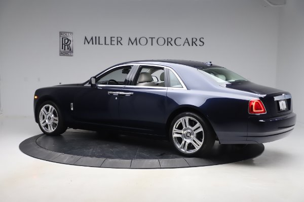 Used 2016 Rolls-Royce Ghost for sale $173,900 at Bentley Greenwich in Greenwich CT 06830 5