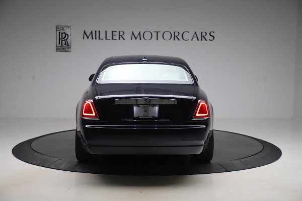 Used 2016 Rolls-Royce Ghost for sale $173,900 at Bentley Greenwich in Greenwich CT 06830 6