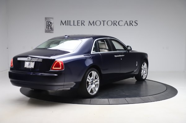 Used 2016 Rolls-Royce Ghost for sale $173,900 at Bentley Greenwich in Greenwich CT 06830 7