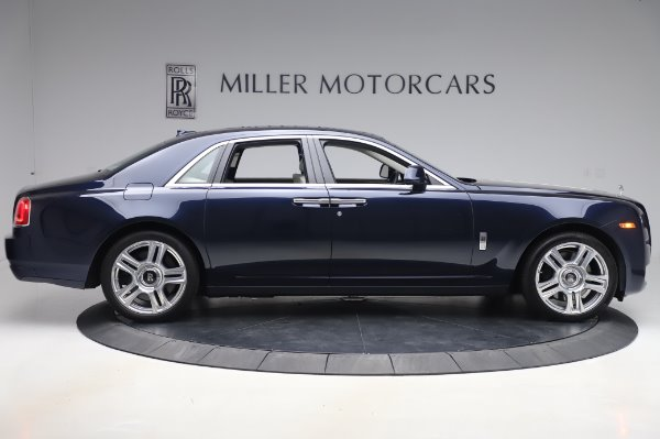 Used 2016 Rolls-Royce Ghost for sale $173,900 at Bentley Greenwich in Greenwich CT 06830 8