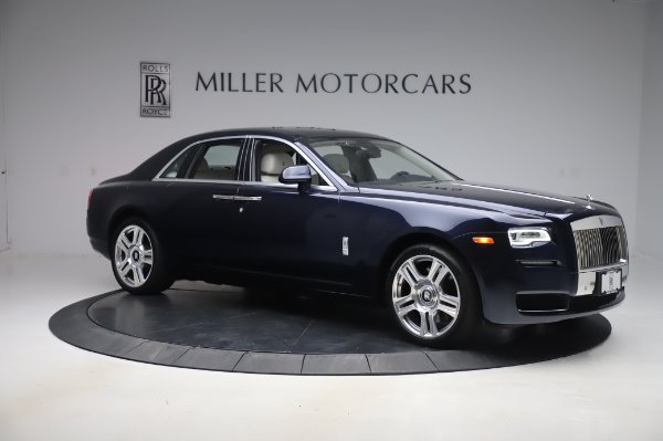 Used 2016 Rolls-Royce Ghost for sale $173,900 at Bentley Greenwich in Greenwich CT 06830 9