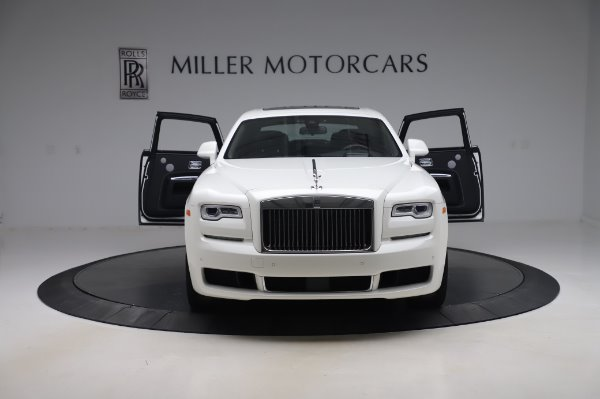 Used 2018 Rolls-Royce Ghost for sale $247,900 at Bentley Greenwich in Greenwich CT 06830 10