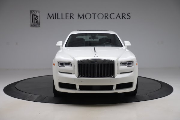 Used 2018 Rolls-Royce Ghost for sale $247,900 at Bentley Greenwich in Greenwich CT 06830 2