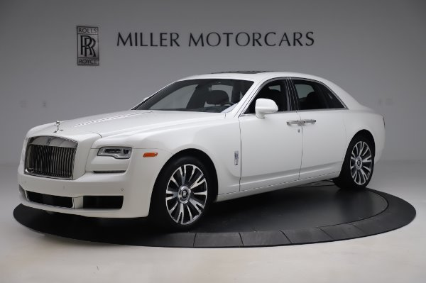 Used 2018 Rolls-Royce Ghost for sale $247,900 at Bentley Greenwich in Greenwich CT 06830 3