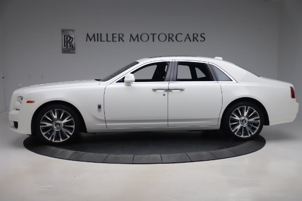 Used 2018 Rolls-Royce Ghost for sale $247,900 at Bentley Greenwich in Greenwich CT 06830 4