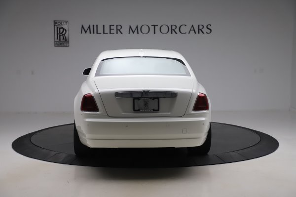 Used 2018 Rolls-Royce Ghost for sale $247,900 at Bentley Greenwich in Greenwich CT 06830 6
