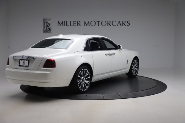 Used 2018 Rolls-Royce Ghost for sale $247,900 at Bentley Greenwich in Greenwich CT 06830 7