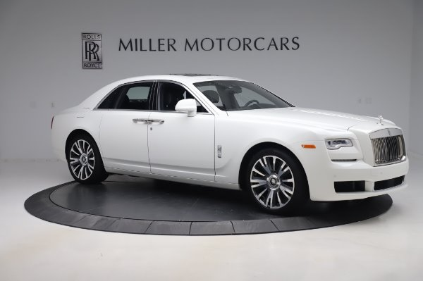 Used 2018 Rolls-Royce Ghost for sale $247,900 at Bentley Greenwich in Greenwich CT 06830 9