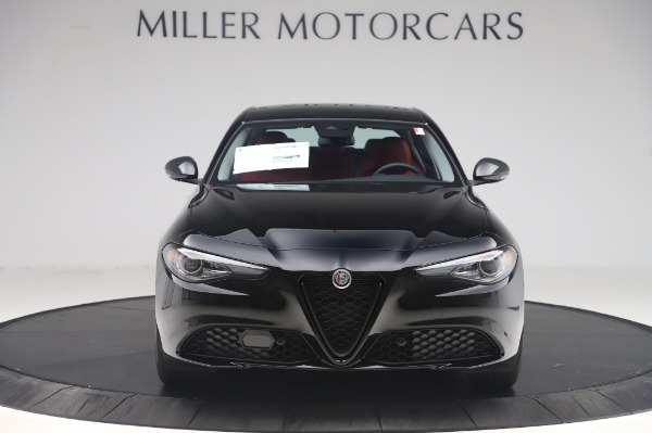 New 2020 Alfa Romeo Giulia Q4 for sale $48,445 at Bentley Greenwich in Greenwich CT 06830 12
