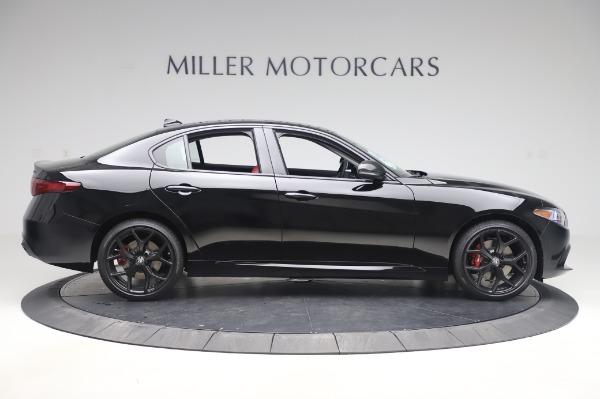 New 2020 Alfa Romeo Giulia Q4 for sale $48,445 at Bentley Greenwich in Greenwich CT 06830 9