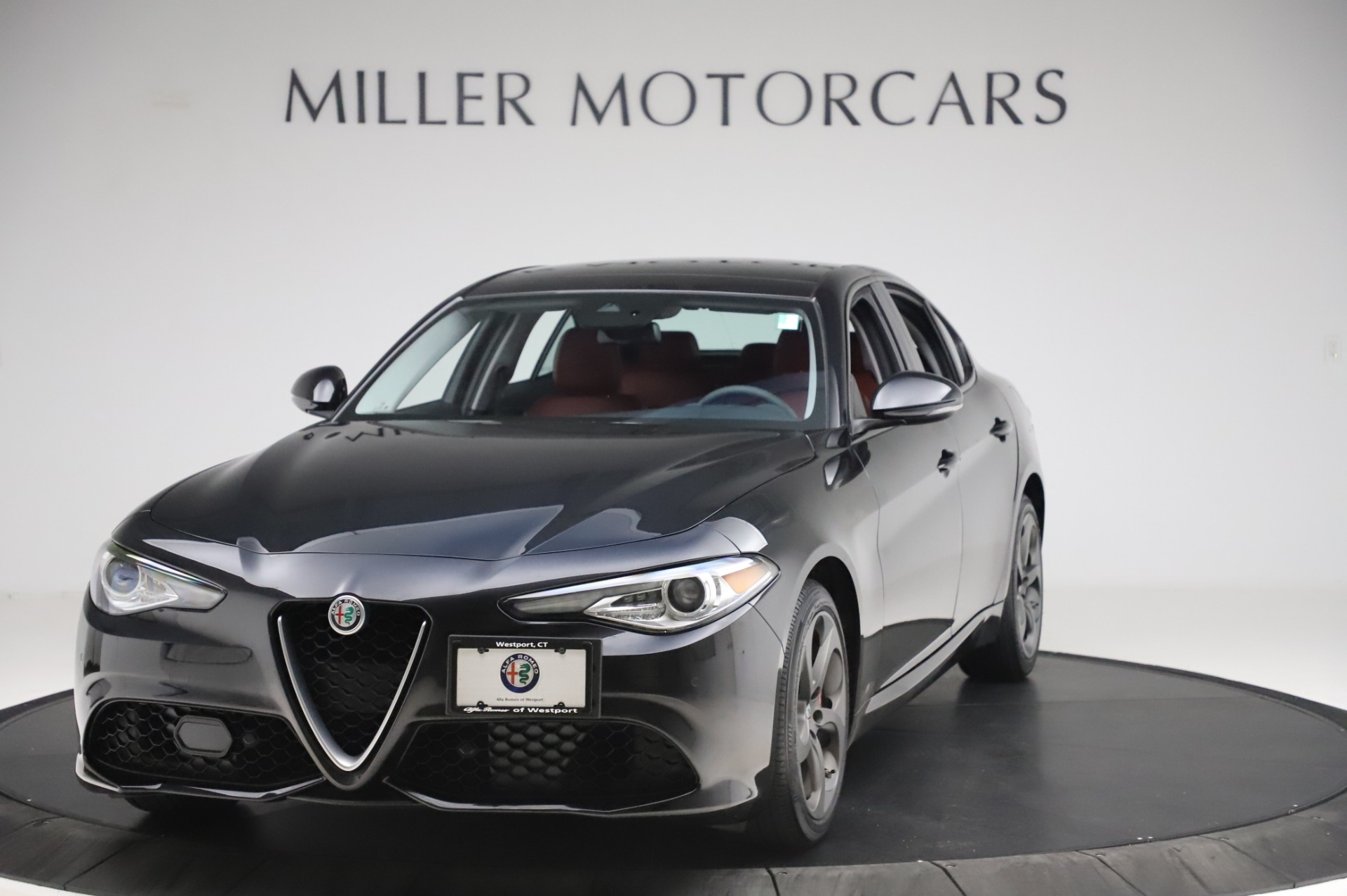 Pre-Owned 2017 Alfa Romeo Giulia Ti Sport For Sale