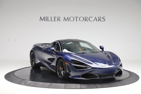 Used 2018 McLaren 720S Luxury for sale Call for price at Bentley Greenwich in Greenwich CT 06830 10