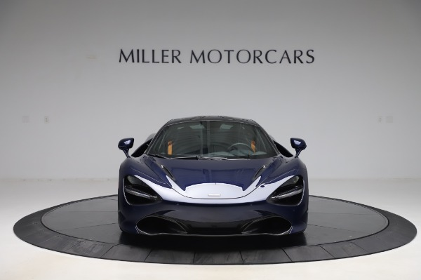 Used 2018 McLaren 720S Luxury for sale Call for price at Bentley Greenwich in Greenwich CT 06830 11