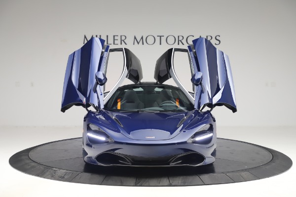 Used 2018 McLaren 720S Luxury for sale Call for price at Bentley Greenwich in Greenwich CT 06830 12