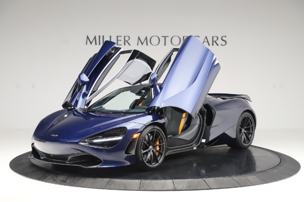 Used 2018 McLaren 720S Luxury for sale Call for price at Bentley Greenwich in Greenwich CT 06830 13