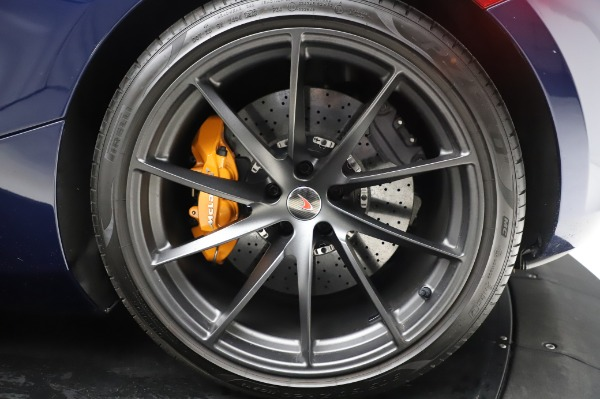 Used 2018 McLaren 720S Luxury for sale Call for price at Bentley Greenwich in Greenwich CT 06830 15
