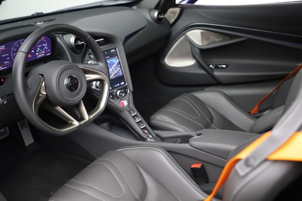 Used 2018 McLaren 720S Luxury for sale Call for price at Bentley Greenwich in Greenwich CT 06830 16