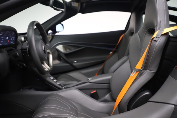 Used 2018 McLaren 720S Luxury for sale Call for price at Bentley Greenwich in Greenwich CT 06830 17