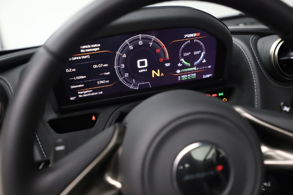 Used 2018 McLaren 720S Luxury for sale Call for price at Bentley Greenwich in Greenwich CT 06830 19