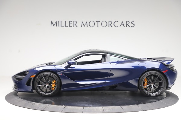 Used 2018 McLaren 720S Luxury for sale Call for price at Bentley Greenwich in Greenwich CT 06830 2
