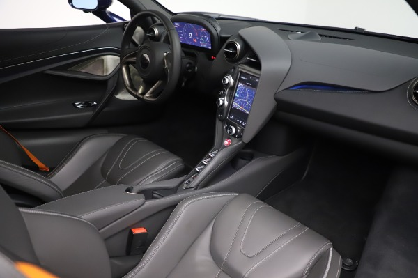 Used 2018 McLaren 720S Luxury for sale Call for price at Bentley Greenwich in Greenwich CT 06830 20