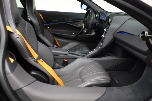 Used 2018 McLaren 720S Luxury for sale Call for price at Bentley Greenwich in Greenwich CT 06830 21