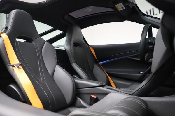Used 2018 McLaren 720S Luxury for sale Call for price at Bentley Greenwich in Greenwich CT 06830 22