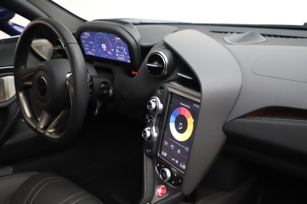 Used 2018 McLaren 720S Luxury for sale Call for price at Bentley Greenwich in Greenwich CT 06830 25