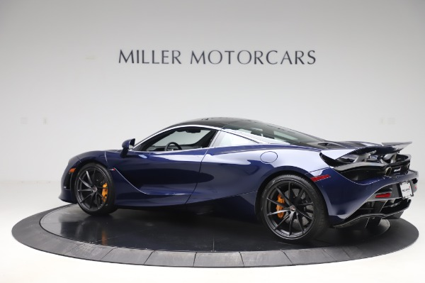 Used 2018 McLaren 720S Luxury for sale Call for price at Bentley Greenwich in Greenwich CT 06830 3