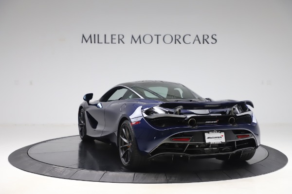 Used 2018 McLaren 720S Luxury for sale Call for price at Bentley Greenwich in Greenwich CT 06830 4