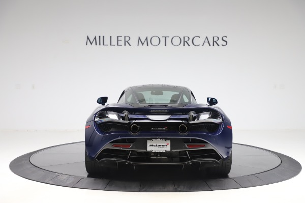Used 2018 McLaren 720S Luxury for sale Call for price at Bentley Greenwich in Greenwich CT 06830 5