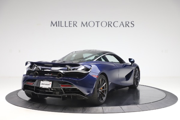 Used 2018 McLaren 720S Luxury for sale Call for price at Bentley Greenwich in Greenwich CT 06830 6