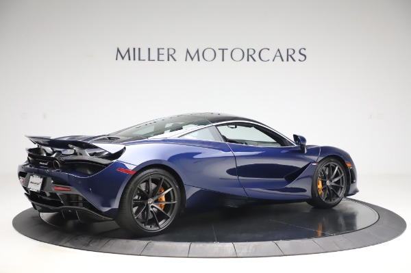 Used 2018 McLaren 720S Luxury for sale Call for price at Bentley Greenwich in Greenwich CT 06830 7