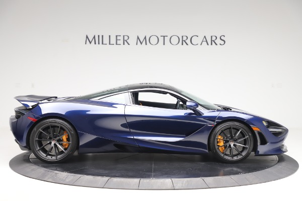 Used 2018 McLaren 720S Luxury for sale Call for price at Bentley Greenwich in Greenwich CT 06830 8