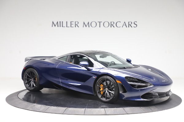 Used 2018 McLaren 720S Luxury for sale Call for price at Bentley Greenwich in Greenwich CT 06830 9