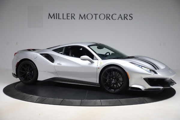Used 2019 Ferrari 488 Pista for sale $445,900 at Bentley Greenwich in Greenwich CT 06830 10