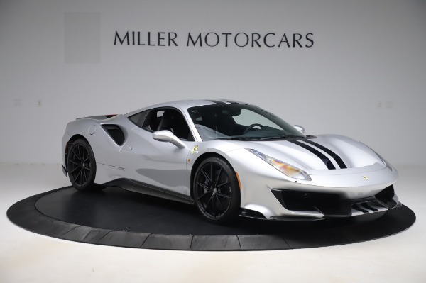 Used 2019 Ferrari 488 Pista for sale $445,900 at Bentley Greenwich in Greenwich CT 06830 11