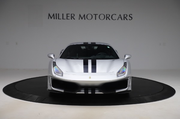 Used 2019 Ferrari 488 Pista for sale $445,900 at Bentley Greenwich in Greenwich CT 06830 12