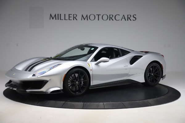 Used 2019 Ferrari 488 Pista for sale $445,900 at Bentley Greenwich in Greenwich CT 06830 2