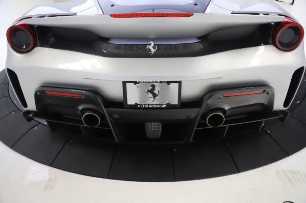 Used 2019 Ferrari 488 Pista for sale $445,900 at Bentley Greenwich in Greenwich CT 06830 28
