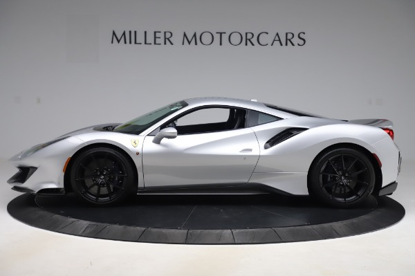 Used 2019 Ferrari 488 Pista for sale $445,900 at Bentley Greenwich in Greenwich CT 06830 3