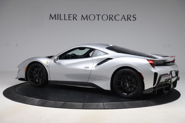 Used 2019 Ferrari 488 Pista for sale $445,900 at Bentley Greenwich in Greenwich CT 06830 4