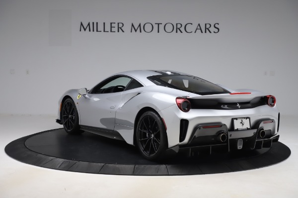 Used 2019 Ferrari 488 Pista for sale $445,900 at Bentley Greenwich in Greenwich CT 06830 5