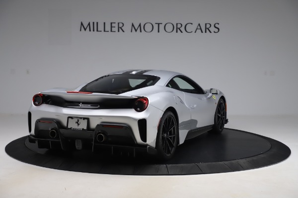 Used 2019 Ferrari 488 Pista for sale $445,900 at Bentley Greenwich in Greenwich CT 06830 7