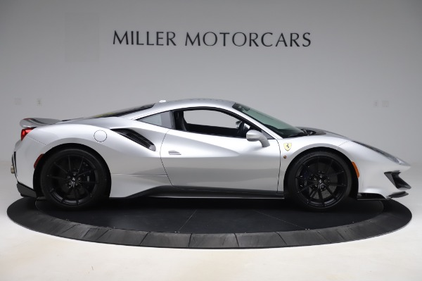 Used 2019 Ferrari 488 Pista for sale $445,900 at Bentley Greenwich in Greenwich CT 06830 9