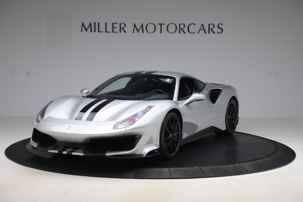 Used 2019 Ferrari 488 Pista for sale $445,900 at Bentley Greenwich in Greenwich CT 06830 1